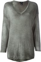 Avant Toi V-neck sweater
