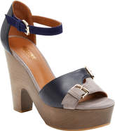 Malone Souliers Women's Leather High Heel Sandals