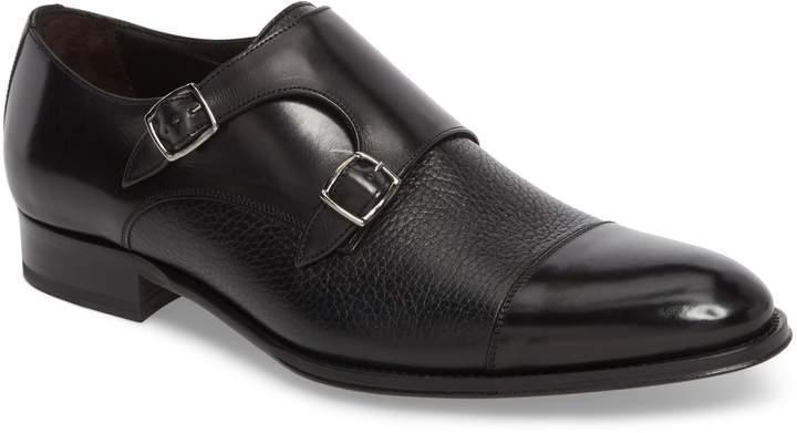 To Boot Kiev Double Monk Strap Shoe