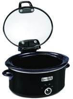 Crock Pot Crock-Pot Crock-Pot SCCPVM600H-BI Lift & Serve Slow Cooker