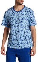Robert Graham Short Sleeve Printed Lounge Tee