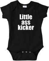 Decal Serpent Funny Baby Bodysuit Infant Little Ass Kicker