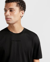 Ted Baker OCRA Embroidered logo T-shirt