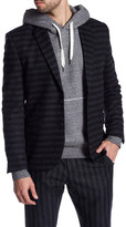 Antony Morato Stripe Two Button Notch Lapel Suit Separates Sportcoat
