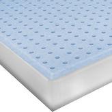 JCPenney SENSORPEDIC SensorPEDIC Classic 2 Ventilated Memory Foam Mattress Topper