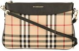 Burberry Horseferry check crossbody bag - women - Leather/Nylon/Polyester - One Size
