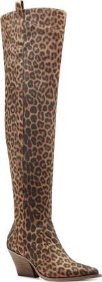 Jessica Simpson Zeana Over the Knee Boot