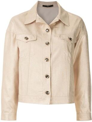 Eva Onca crepe jacket