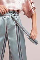 Hemant & Nandita Structured & Striped Pants