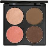 Gorgeous Cosmetics Custom Eyes 4 Pan All-in-One Eye Shadow Palette - Blue Eyes
