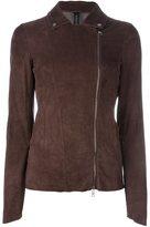 Giorgio Brato two-way zipped jacket
