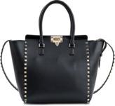 Valentino Garavani Valentino Rockstud Nord Sud Double Handle Bag