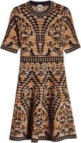 M Missoni Intarsia Dress