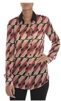Jucca Women's Multicolor Viscose Shirt.