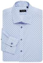 Sand Men's Cotton Printed Dress Shirt