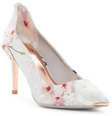 Ted Baker Vyixin Floral Pointed Toe Pump