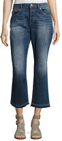 DL1961 Premium Denim Patti High-Rise Straight Denim Jeans, Indigo
