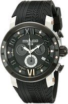 Mulco Men's MW5-3219-025 Prix Tire Analog Display Swiss Quartz Watch