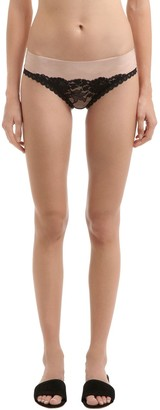 Stella Mccartney Underwear Bella Admiring Lace Briefs