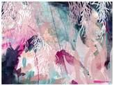 Urban Road Dreamy Wilderness Canvas Print, 60x90cm