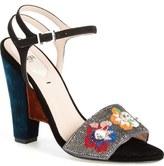 Fendi 'Flowerland' Sandal (Women)
