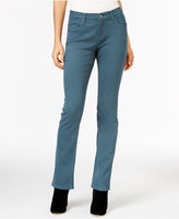 Lee Platinum Petite Nellie Barely Bootcut Jeans