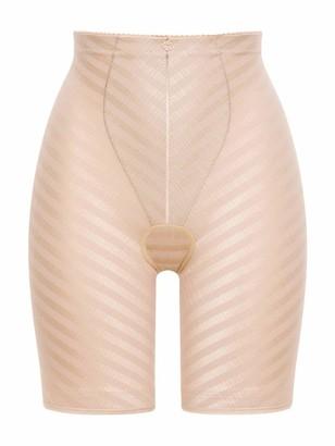 Felina Long leg panty girdle shapewear black size 90