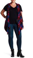 Jolt Ankle Zip Skinny Jean (Plus Size)