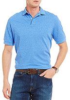 Daniel Cremieux Siro Melange Pique Short-Sleeve Polo Shirt