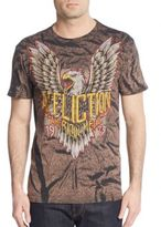 Affliction Born To Run Graphic Tee