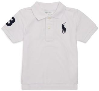 Ralph Lauren Kids Polo Pony Polo Shirt (3-24 Months)