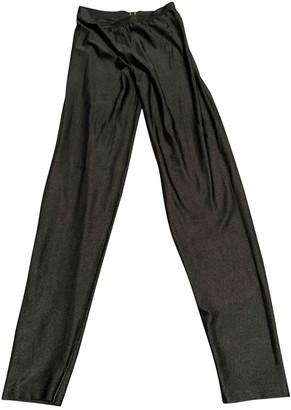 Ohne Titel Black Trousers for Women