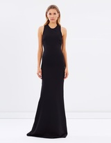 Sequins Racer Back Gown