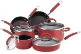 Rachael Ray Red Nonstick Cookware Set
