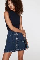 Rebecca Minkoff Tori Skirt With Studs