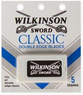 Wilkinson Sword Double Edge Blade 5pk