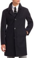 Tom Ford Wool Solid Top Coat