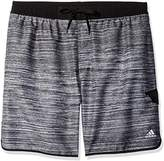 """adidas Men's Big and Tall Tv Noise 10"""" Inseam Volley Swim Trunk"""