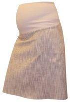 Zeta Ville Fashion Zeta Ville Women's Smart Cotton Overbump Maternity Pregnancy Skirt 250