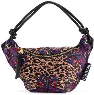 Versace Print Mix Tote Bag