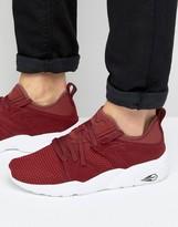 Puma Blaze Of Glory Soft Tech Sneakers In Red 36412802