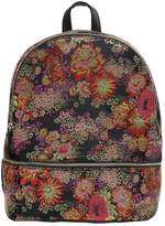 New Look ORIENTAL JACQUARD Rucksack black/multicolor