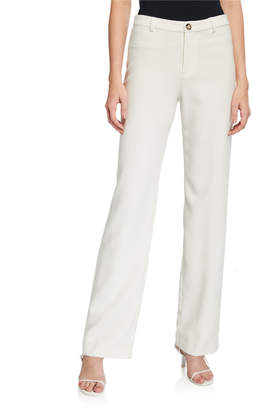 Lilly Pulitzer Malorie High-Rise Stretch Trousers
