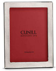 "Cunill America Studs Sterling Silver Picture Frame - 5"" x 7"""