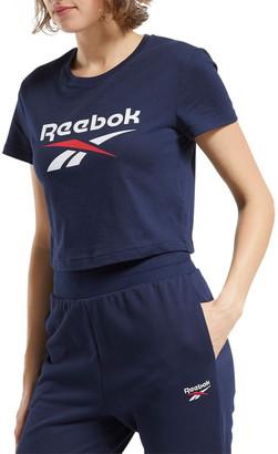 Reebok Classics Big Logo Tee FT8181