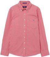 Gant Boy Archive Broadcloth Gingham Shirt