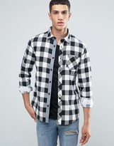 Tokyo Laundry Bold Check Shirt