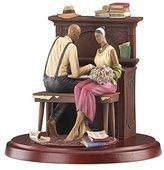 Lenox 855287 John Holyfield's Ebony Visions Serenade Limited Edition Figurine