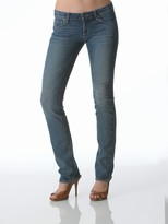Paige Denim Blue Heights Dark Clean and Riviera