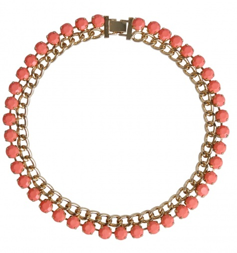PeepToe Chunky Jelly Necklace